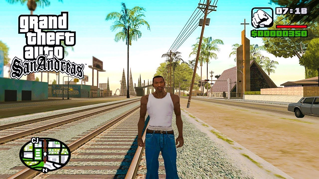 GTA San Andrease